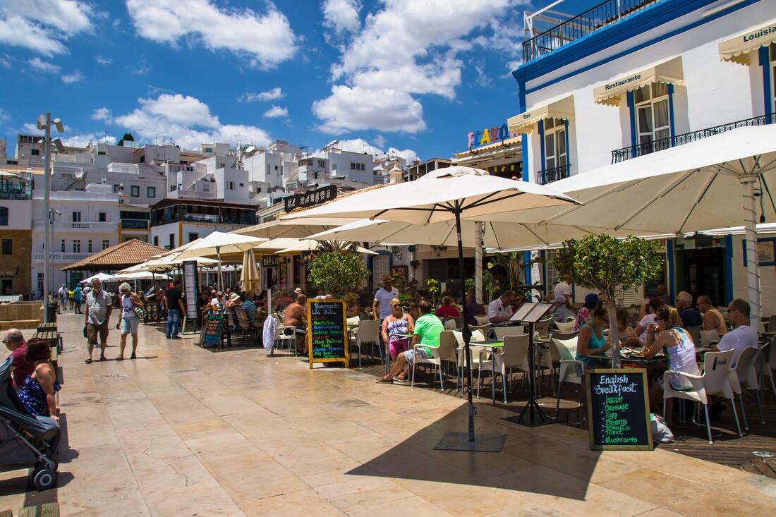 Downtown Restaurant Albufeira
