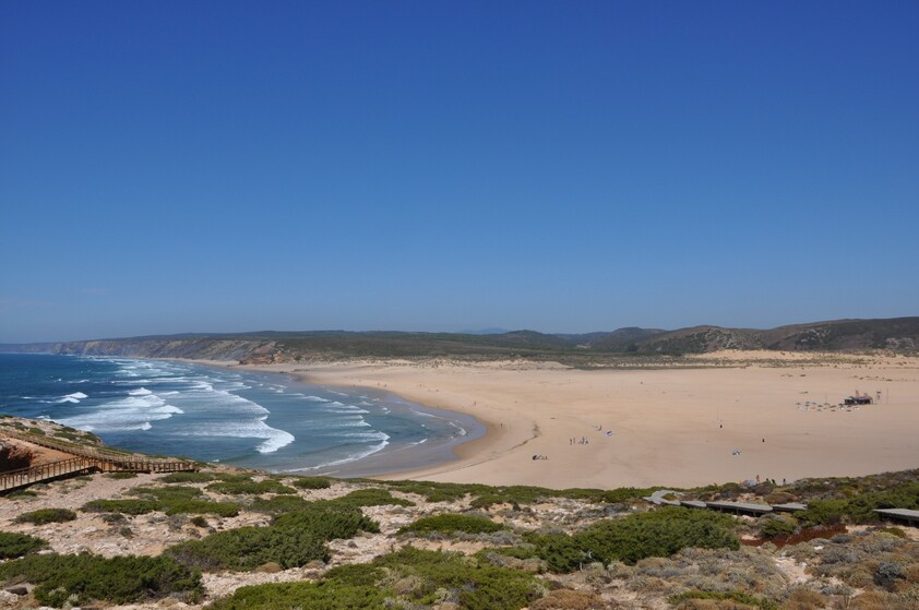 Playa de la Bordeira