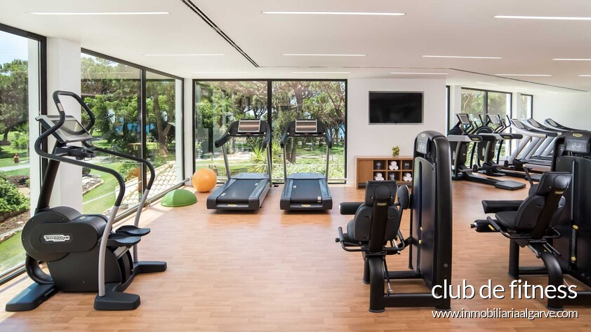 gimnasio Pinecliffs