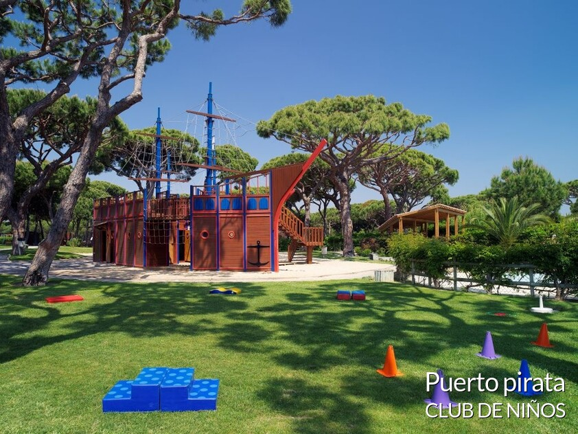 Piratas puerto KIDS CLUB Pinecliffs