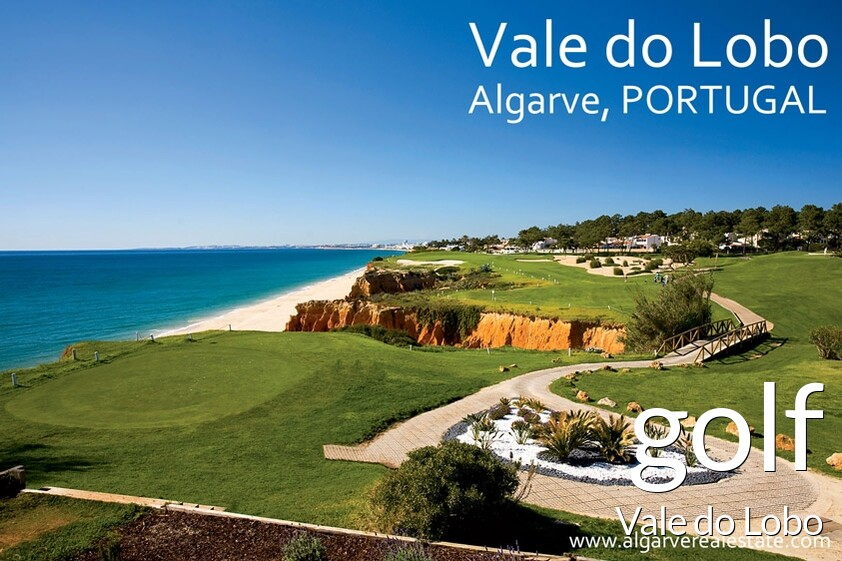 Golf en Vale do Lobo