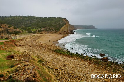 Playa de Boca do Rio, Vila do Bispo - Algarve