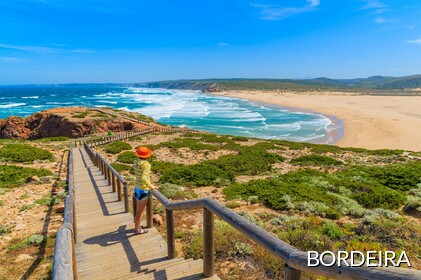 Playa de Bordeira, Aljezur - Algarve