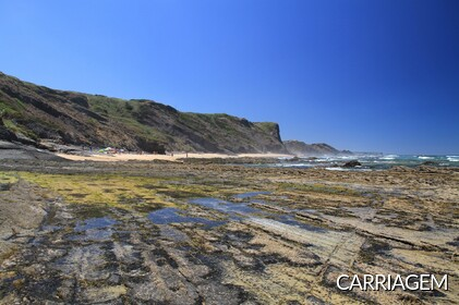 Playa de Carriagem, Aljezur - Algarve