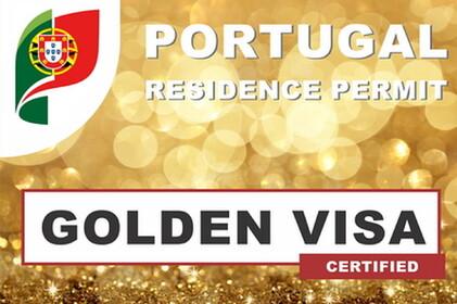 Visado de Oro • Permiso de residencia en Portugal